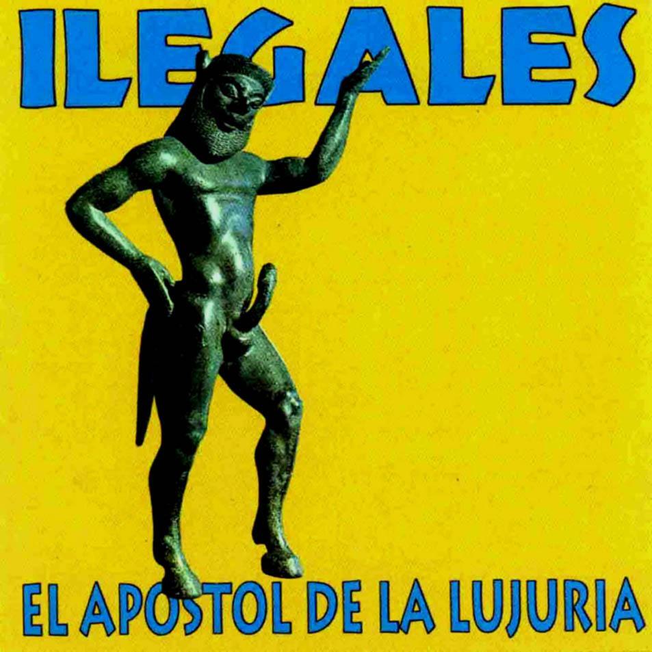 Album: El Apóstol de la Lujuria