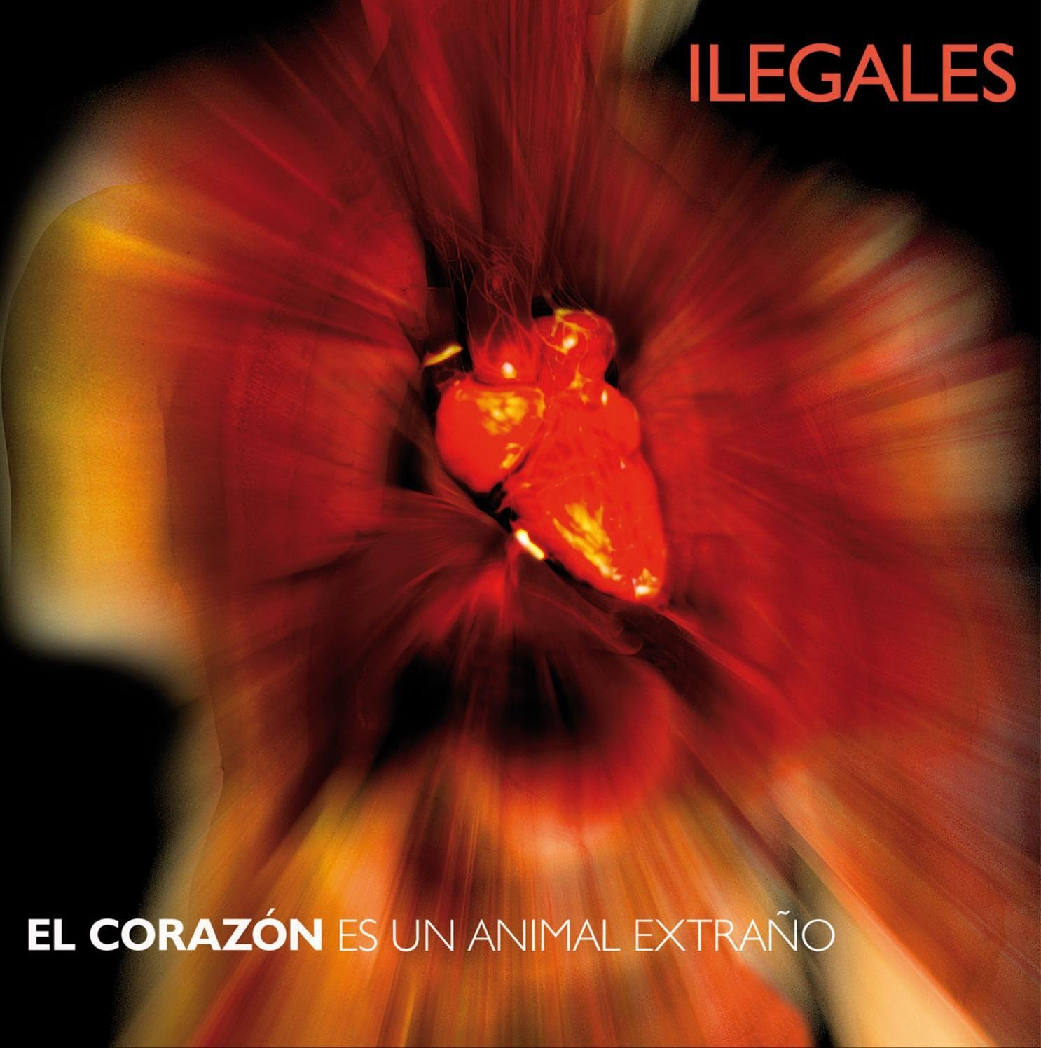 Album: El Corazón es un Animal Extraño